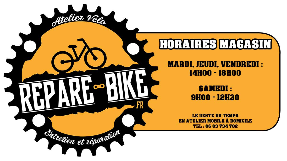 Horaires magasin Repare-Bike