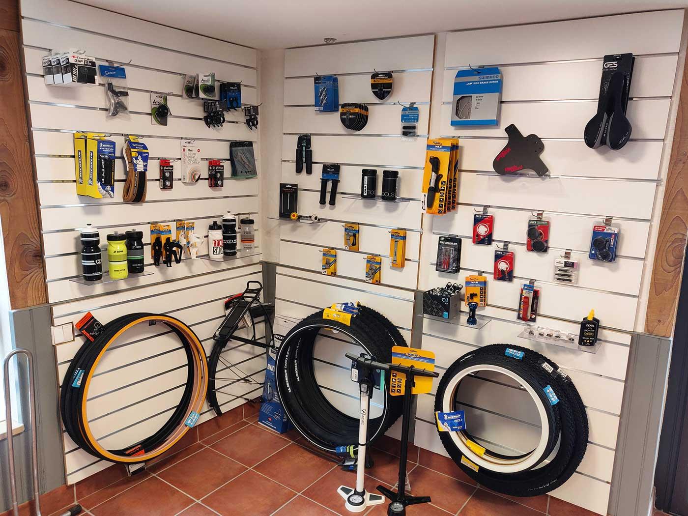 Accessoires Répare-Bike